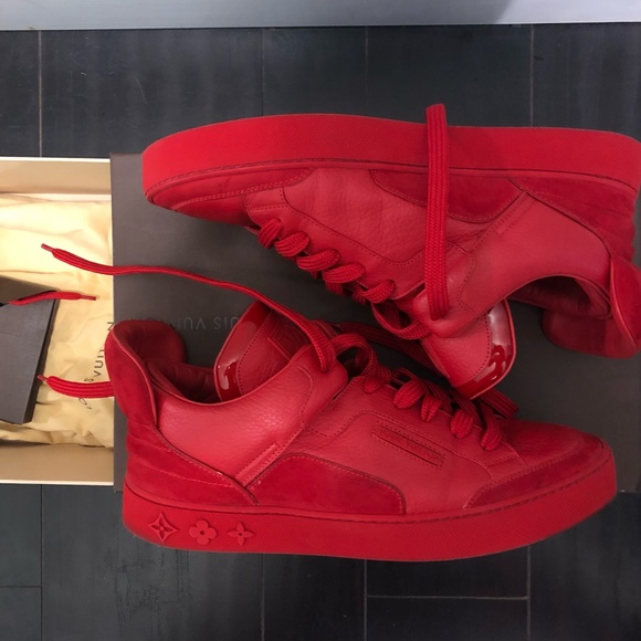 Louis Vuitton Shoes   Kanye West X